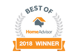 2018 best of home advisor