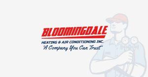 Bloomingdale HVAC logo