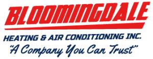 Bloomingdale Heating & Air Conditioning Inc Logo