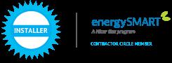 energy smart installer logo