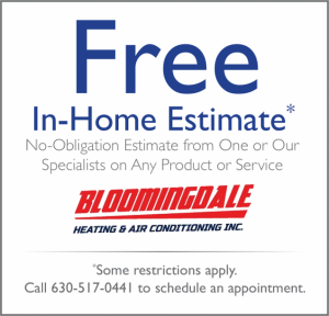 Free IN Home Estimate Coupon