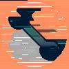 HVAC repair icon